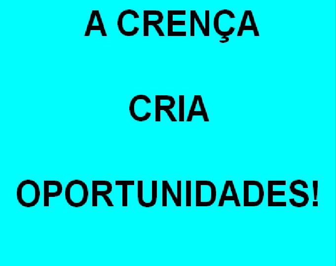 DICA DE SUCESSO DO DIA 16/07/17