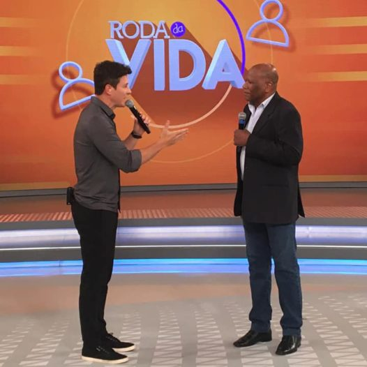 Convite: Nestor de Almeida na TV. Record. Dia 08/12/19  às 17h.